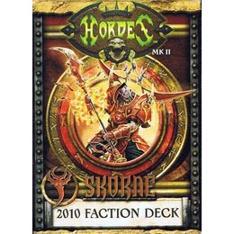 Card Deck - Skorne