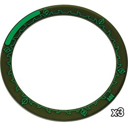 Hordes Area of Effect Ring Markers - 4inch