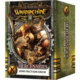 Faction Card Deck - 2016