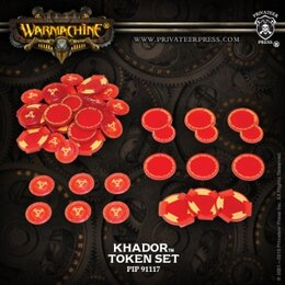 Khador Token Set MkIII