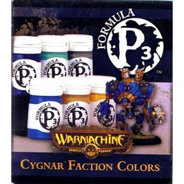 Cygnar Paint Set