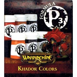 Khador Paint Set