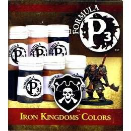 Iron Kingdoms Paint Set