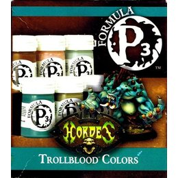 Trollblood Paint Set