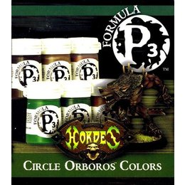 Circle Orboros Paint Set