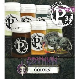 Grymkin Paint Set