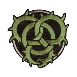 Circle Orboros Patch