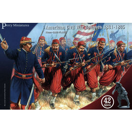 Civil War Zouaves