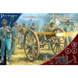 Civil War Artillery 1861-65