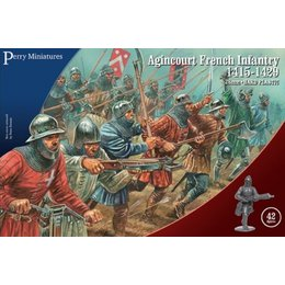 Agincourt French Infantry 1415 - 1429