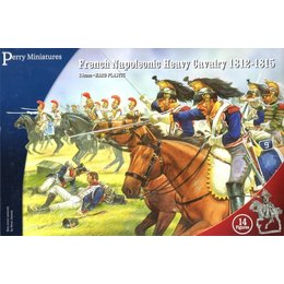 French Heavy Cavalry 1812-1815