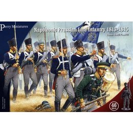 Prussian Napoleonic Infantry