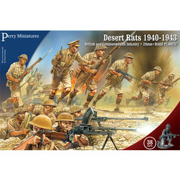 Desert Rats 1940-43 (8th Army)