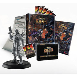 Warzone 2.0 Release Bundle w/ltd ed Mini