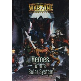 Heroes of the Solar System Expansion Pack