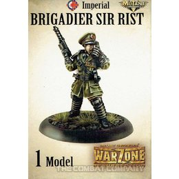 Brigadier Sir P.D. 'Righteous' Rist