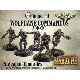Commandos Add On Pack