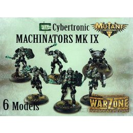 Machinators Mk VI and Drone