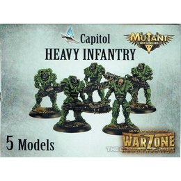 Heavy Infantry