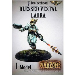 Blessed Vestal Laura
