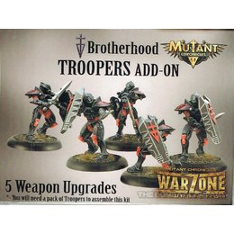 Troopers Close-Combat Add On Pack