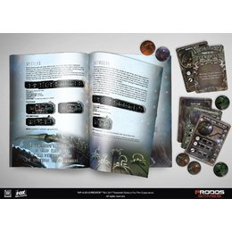 Alien vs Predator: The Hunt Begins 2nd Edition Upgrade Pack