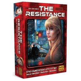 The Resistance Card Game (3rd Edition)