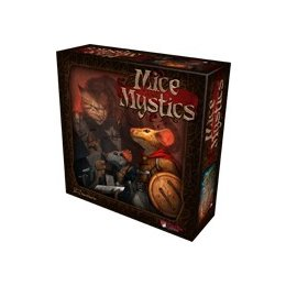 Mice And Mystics - Core Game (Sorrow and Remembrance)