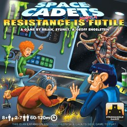 Space Cadets: Resistance is Mostly Futile Expansion