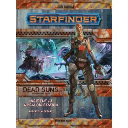 Starfinder RPG Adventure Path #1