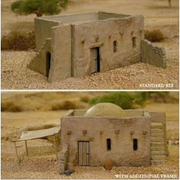 Mud Brick House Accessories