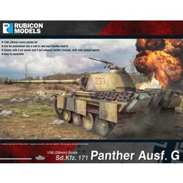 German Panther Ausf. G
