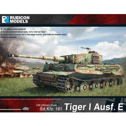 German Tiger I Ausf. E
