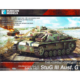 German StuG III Ausf. G