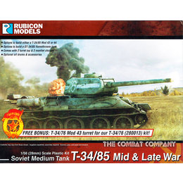 Soviet T-34/85 - Mid & Late War