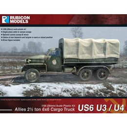 Allied 2½ ton 6x6 Truck US6 U3/U4
