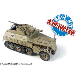 SdKfz 250/8 & 251/9 Expansion Set