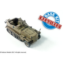 SdKfz 250/11 & 251/7 Expansion Set