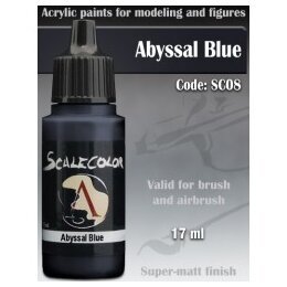 ABYSSAL BLUE
