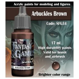 ARBUCKLES BROWN