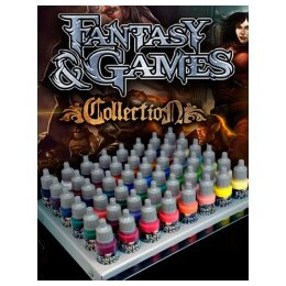 FANTASY & GAMES COLLECTION