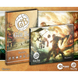 Guild Ball Rulebook
