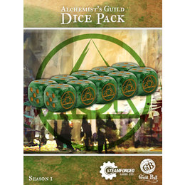 Alchemists Guild Dice