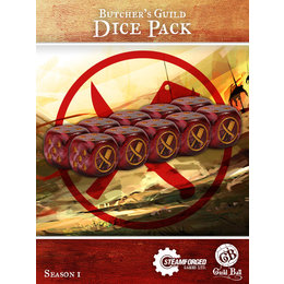 Butchers Guild Dice