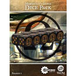 Morticians Guild Dice