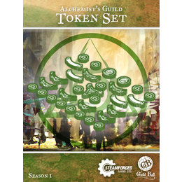 Alchemists Guild Token Set