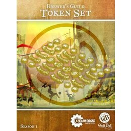 Brewers Guild Token Set