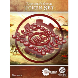 Engineers Guild Token Set