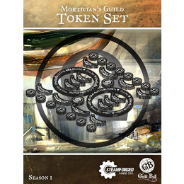 Morticians Guild Token Set