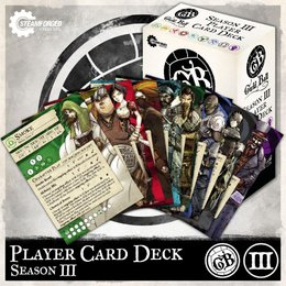 Guild Ball Season 3 Player Deck